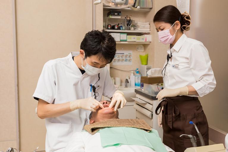 歯科医師よりメッセージ